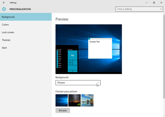 Windows 10 wallpaper - How to Change and Top 5 Windows Wallpaper Apps in Microsoft Store
